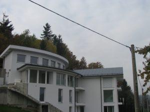 Stanovanjska hiša Gameljne