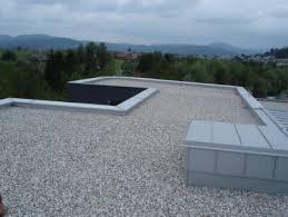 Izvedba ravnih streh