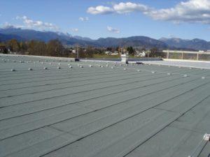 Odvodnjavanje ravnih streh